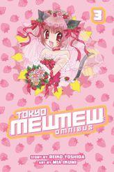 Tokyo Mew Mew Omnibus 3