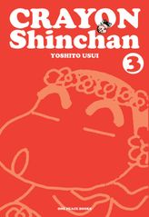 Crayon Shinchan Volume 3