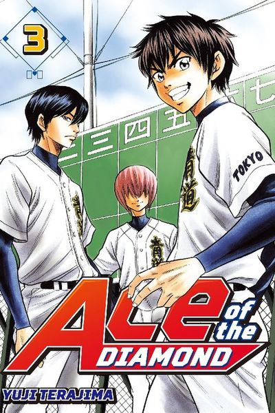 Ace of the Diamond Volume 3