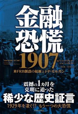 金融恐慌 1907―米FRB創設の起源とJ・P・モルガン-電子書籍