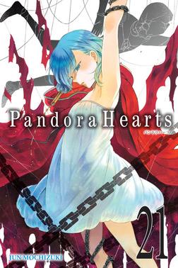PandoraHearts, Vol. 21-電子書籍