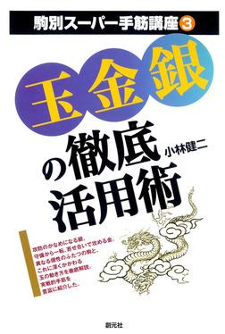 駒別スーパー手筋講座 玉金銀の徹底活用術-電子書籍