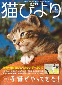 猫びより2017年1月号 Vol.91
