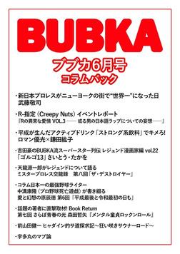 BUBKA コラムパック 2019年6月号-電子書籍