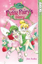 Disney Manga: Fairies - The Petite Fairy's Dairy