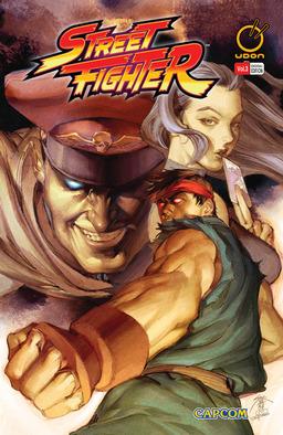 Street Fighter Vol.3