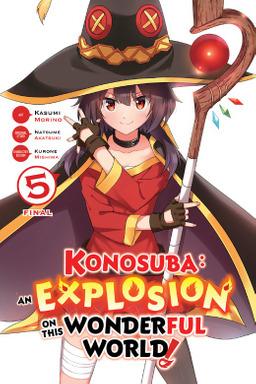 Konosuba: An Explosion on This Wonderful World!, Vol. 5