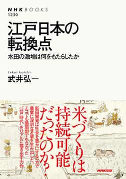 江戸日本の転換点 水田の激増は何をもたらしたか-電子書籍