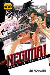 Negima! Volume 33
