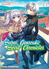 Seirei Gensouki: Spirit Chronicles Volume 11