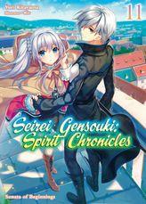 Seirei Gensouki: Spirit Chronicles Volume 11