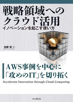 戦略領域へのクラウド活用 イノベーションを起こす使い方-電子書籍