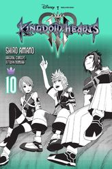Kingdom Hearts III, Chapter 10 (manga)