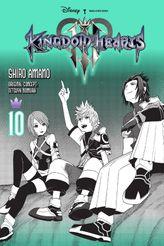 Kingdom Hearts III, Chapter 10 (manga)