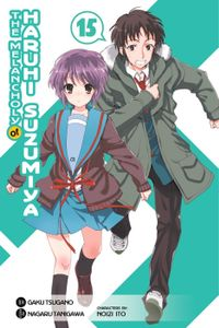The Melancholy of Haruhi Suzumiya, Vol. 15