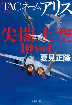 TACネーム アリス 尖閣上空10vs1-電子書籍