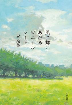 風に舞いあがるビニールシート-電子書籍