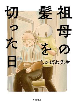 祖母の髪を切った日-電子書籍