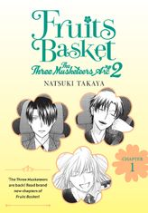 Fruits Basket: The Three Musketeers Arc 2, Chapter 1