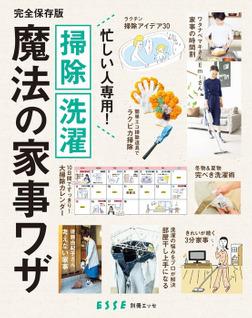 忙しい人専用! 掃除 洗濯 魔法の家事ワザ-電子書籍