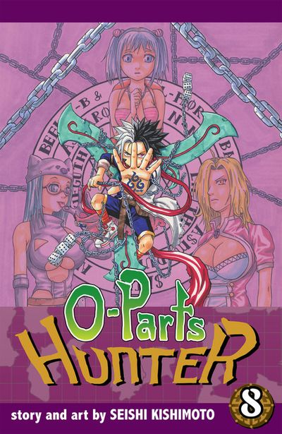O-Parts Hunter, Vol. 8