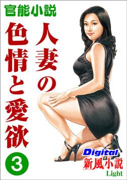 【官能小説】人妻の色情と愛欲3-電子書籍