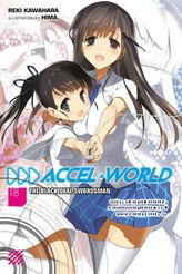 Accel World, Vol. 18