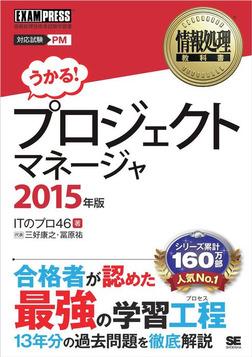 情報処理教科書 プロジェクトマネージャ 2015年版-電子書籍