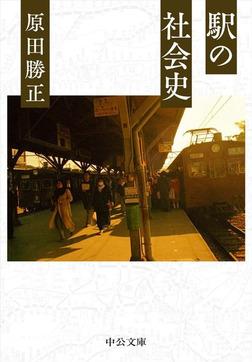 駅の社会史-電子書籍