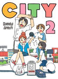 CITY Volume 2