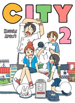 CITY Volume 2-電子書籍