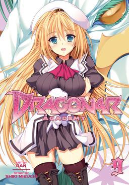 Dragonar Academy Vol. 9