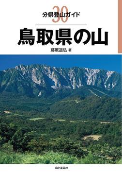 分県登山ガイド 30 鳥取県の山-電子書籍
