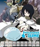 That Time I Got Reincarnated as a Slime (Light Novel): Bookshelf Skin