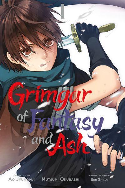 Grimgar of Fantasy and Ash, Vol. 1
