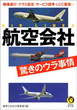航空会社 驚きのウラ事情-電子書籍