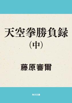 天空拳勝負録 (中)-電子書籍