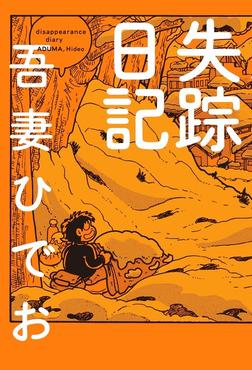 失踪日記【電子限定特典付き】-電子書籍