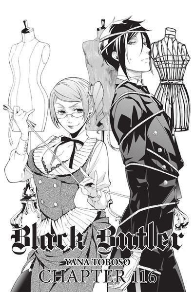 Black Butler, Chapter 116