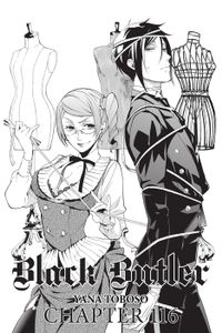 Black Butler, Chapter 116