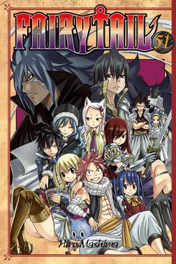 Fairy Tail 51-電子書籍