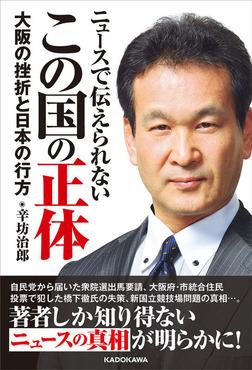 ニュースで伝えられない この国の正体 大阪の挫折と日本の行方-電子書籍