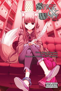 Spice and Wolf, Vol. 5-電子書籍