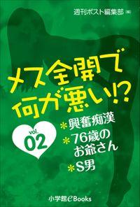 メス全開で何が悪い!? vol.2~興奮痴漢、76歳のお爺ちゃん、S男~