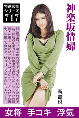 神楽坂情婦-電子書籍