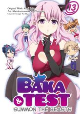 BAKA & TEST : SUMMON THE BEASTS 13