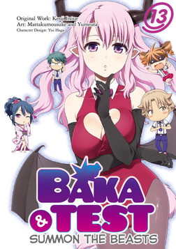 BAKA & TEST : SUMMON THE BEASTS 13-電子書籍
