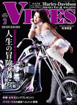 VIBES【バイブズ】2020年02月号-電子書籍