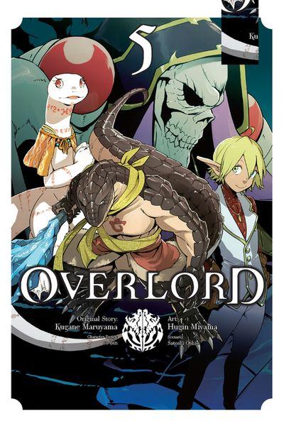 Overlord, Vol. 5 - Manga