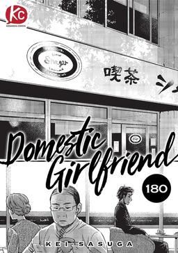 Domestic Girlfriend Chapter 180